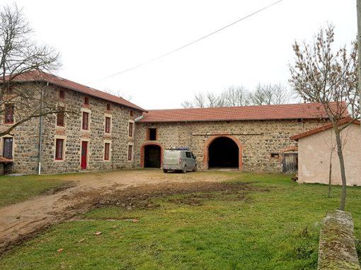 Reprise et rénovation de charpente ancienne