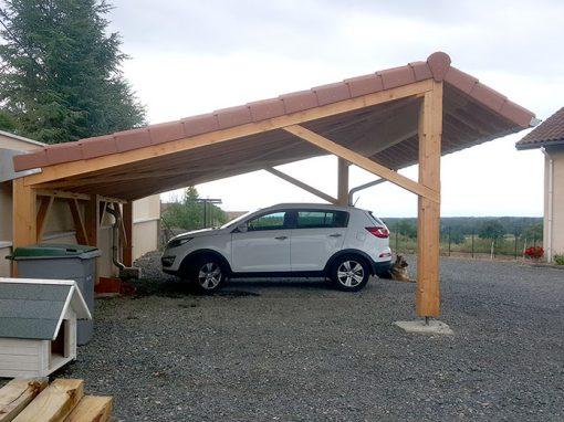 Abri Carport pour véhicules